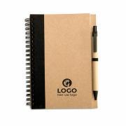 Notitieboekjes bedrukken met uw eigen logo